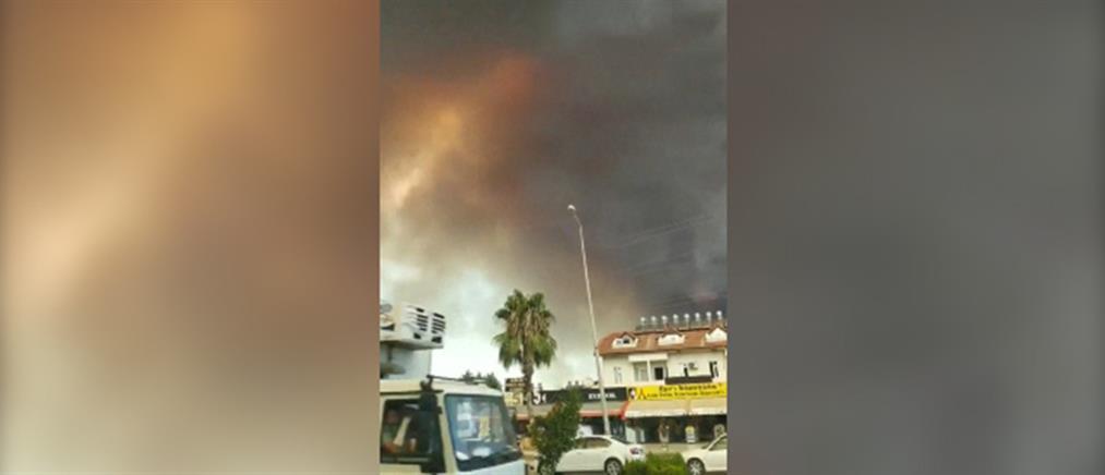 Φωτιά στην Τουρκία: Νεκροί, εκκενώσεις και καταστροφές (εικόνες)