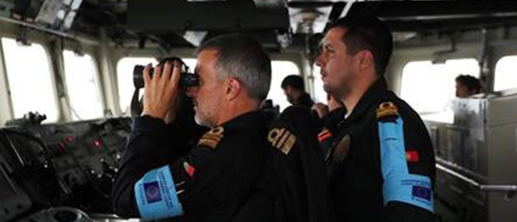 Ενίσχυση της Frontex με 10000 συνοριοφύλακες