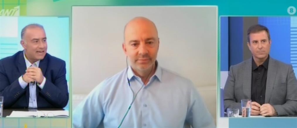 Ζαριφόπουλος στον ΑΝΤ1: Ηλεκτρονική εφαρμογή θα πλαισιώσει τα SMS στο 13033