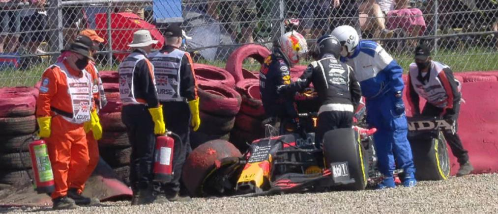 Formula 1: Τρομακτικό ατύχημα στην εκκίνηση (βίντεο)