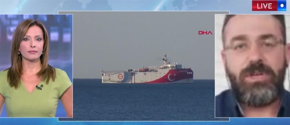 Φίλης στον ΑΝΤ1: Υπαρκτός ο τουρκικός κίνδυνος (βίντεο)