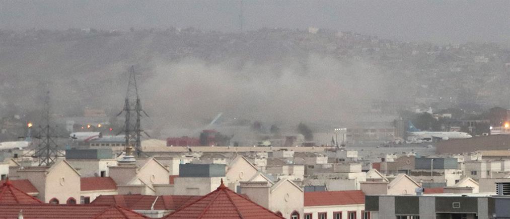 Καμπούλ: Ρουκέτες και εκρήξεις στο αεροδρόμιο