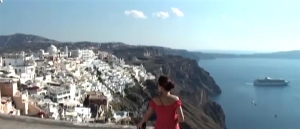 Οι διασημότητες που… ψηφίζουν Ελλάδα για τις διακοπές τους (βίντεο)