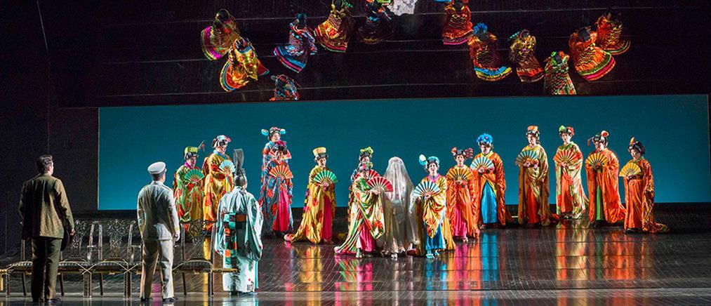 """The Met: Live in HD"": παρουσιάζει το αριστούργημα ""Μαντάμα Μπάτερφλάι"" (εικόνες)"