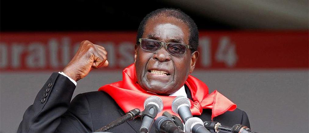 """Πέθανε ο """"ιδρυτής πατέρας"""" της Ζιμπάμπουε"""