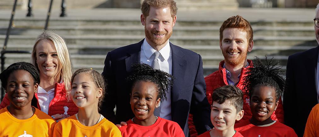 Ο πρίγκιπας Χάρι εκπλήρωσε την τελευταία του βασιλική υποχρέωση (εικόνες)