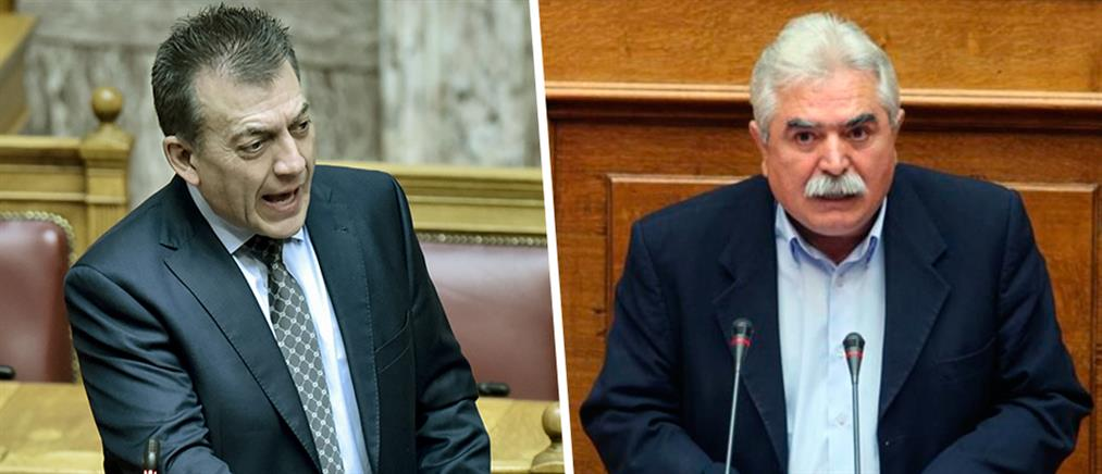 Βουλή: άγρια κόντρα για τις συντάξεις