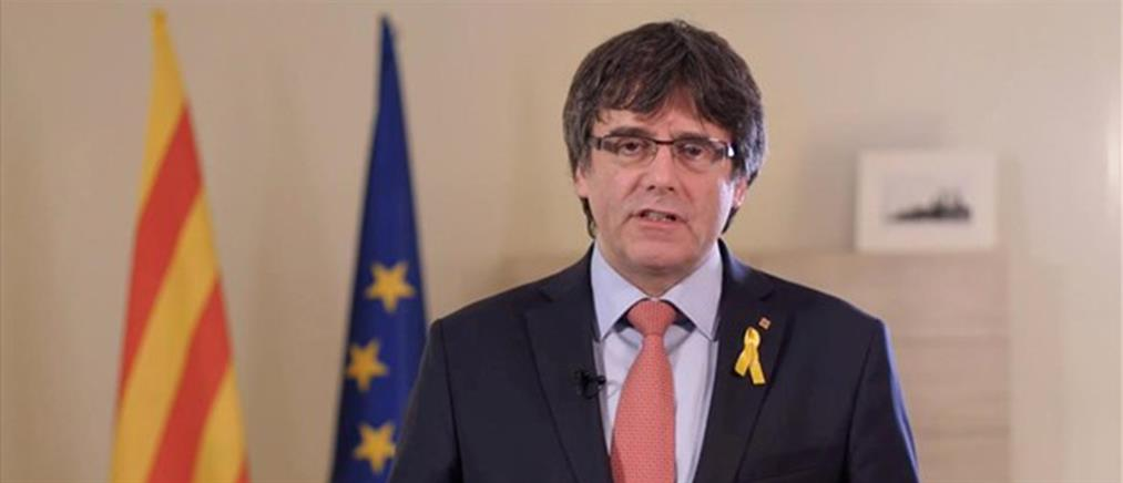 Γερμανία: ο εισαγγελέας πρότεινε την έκδοση του Πουτζντεμόν στην Ισπανία