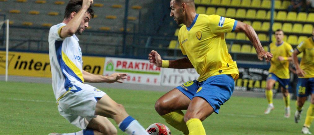 Super League: ισόπαλοι Παναιτωλικός και Αστέρας Τρίπολης