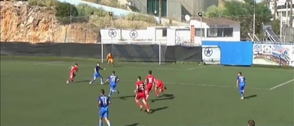 """""""Τυφλή"""" επίθεση χούλιγκανς σε ανήλικους ποδοσφαιριστές (βίντεο)"""