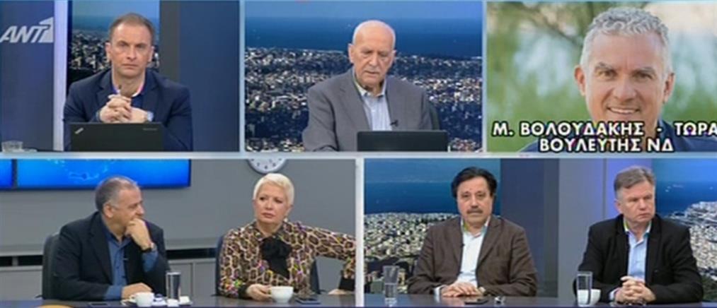 """Βολουδάκης στον ΑΝΤ1 για την αποχώρηση από τη Σύνοδο του ΝΑΤΟ: Απαραίτητη η """"φασαρία"""""""