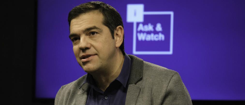 Τσίπρας: Οι κρίσιμες αποφάσεις πρέπει να λαμβάνονται από τη βάση του κόμματος