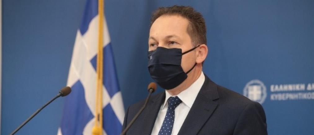 Πέτσας: Να απαντήσει ο Τσίπρας στις καταγγελίες Κοντονή για τον Ποινικό Κώδικα