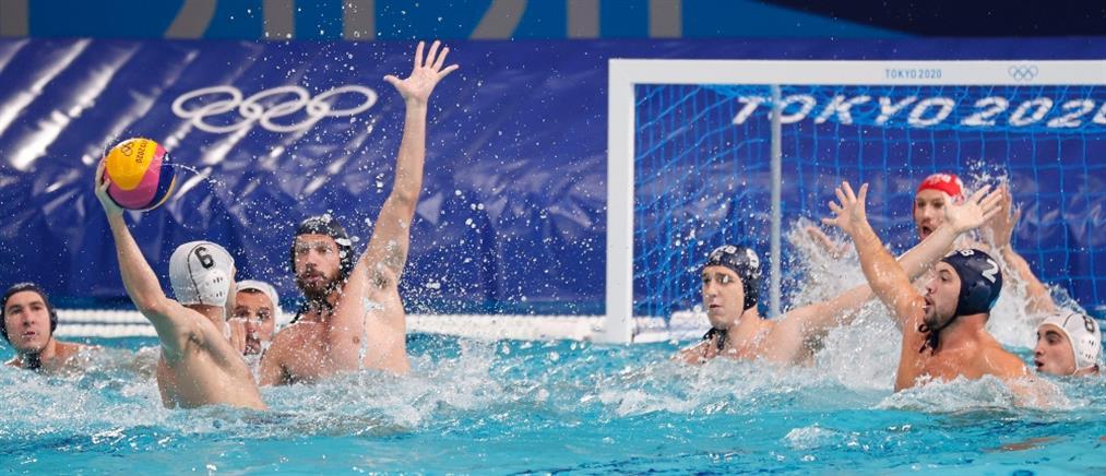 Ολυμπιακοί Αγώνες - Πόλο: ασημένιο μετάλλιο για την Ελλάδα