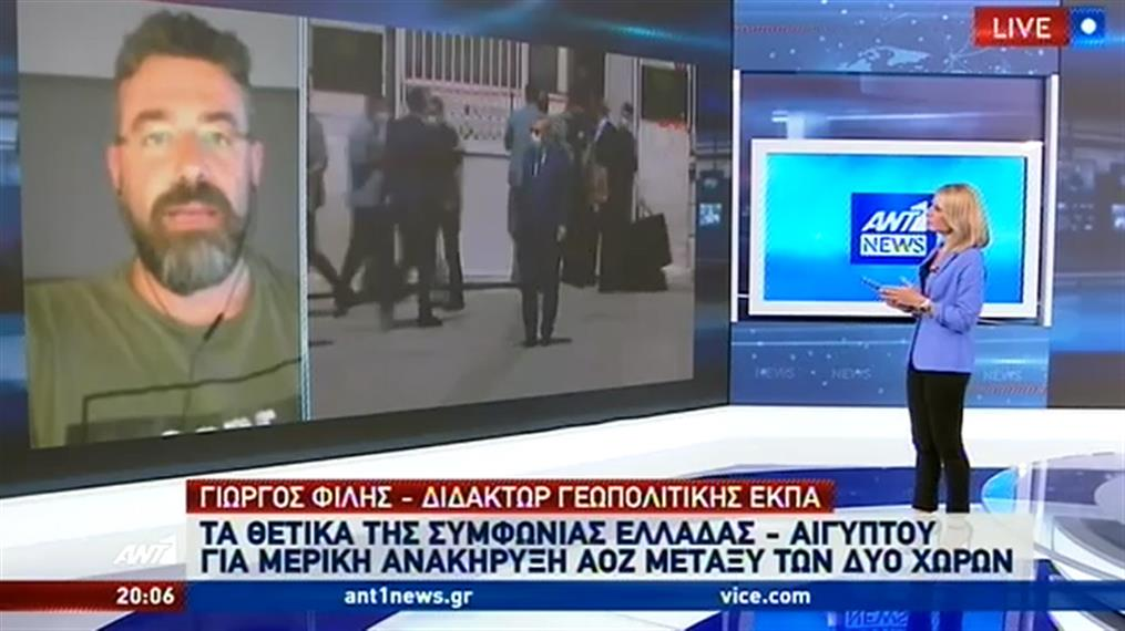Φίλης στον ΑΝΤ1: Να είμαστε έτοιμοι για κλιμάκωση των τουρκικών προκλήσεων