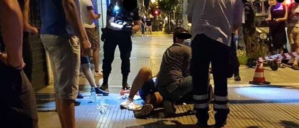 Θεσσαλονίκη: Καβγάς οδηγών κατέληξε σε πυροβολισμό (εικόνες)