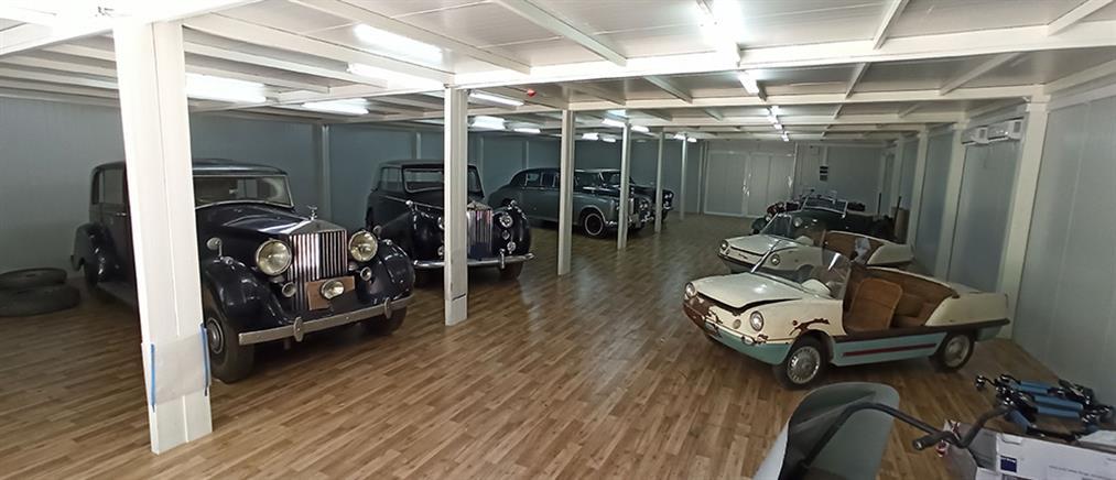 Βασιλικά οχήματα: διευκρινίσεις για τη συντήρησή τους