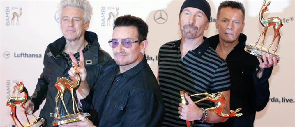 Νέα περιοδεία σε Βόρεια Αμερική και Ευρώπη από τους U2