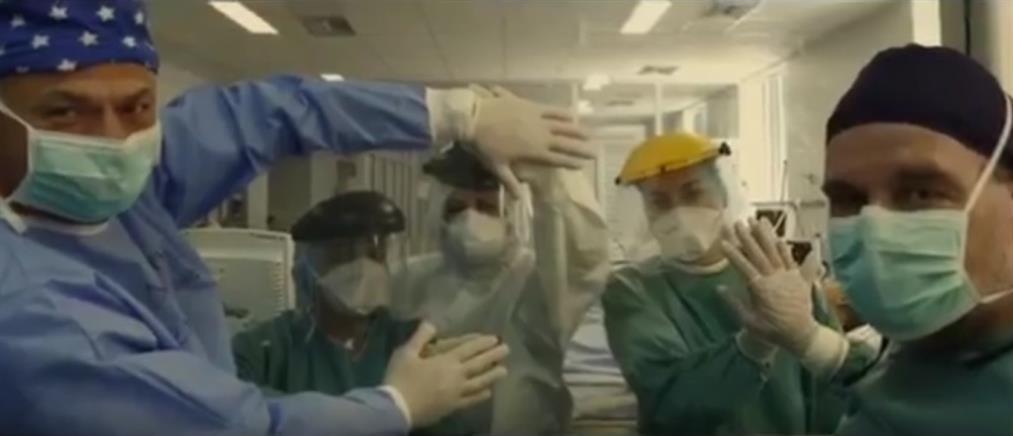 """Κικίλιας: Το """"ευχαριστώ"""" στους εργαζομένους στο ΕΣΥ (βίντεο)"""
