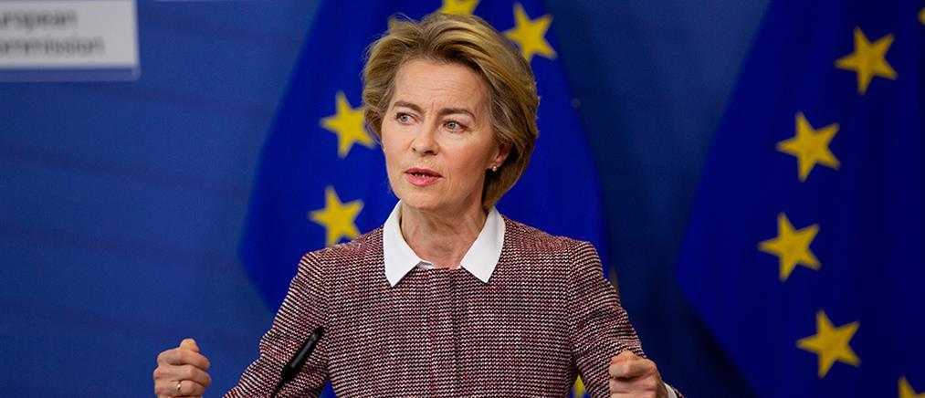 Ούρσουλα φον ντερ Λάιεν: Καραντίνα μέχρι το τέλος του 2020 για τους ηλικιωμένους