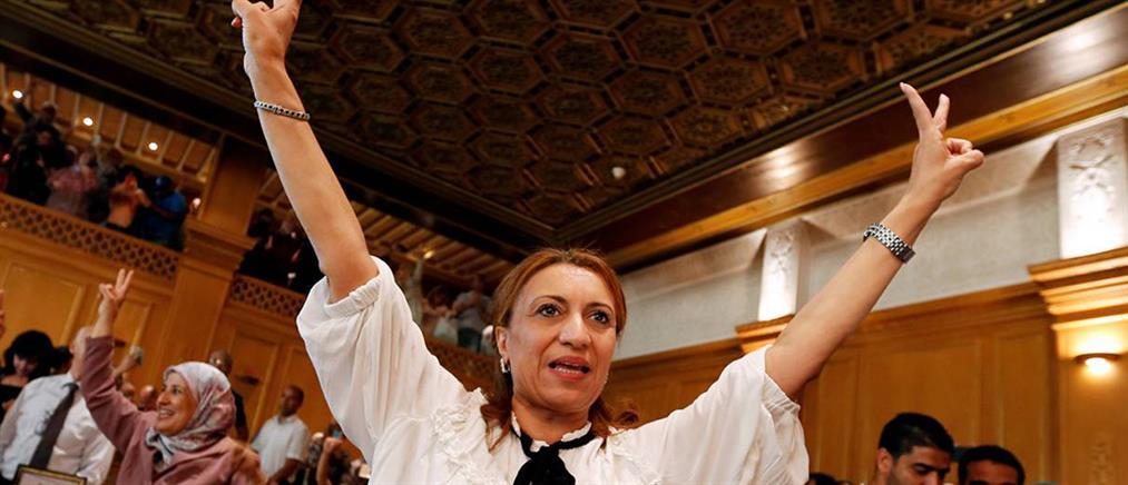 Η πρώτη γυναίκα Δήμαρχος στην Τυνησία!