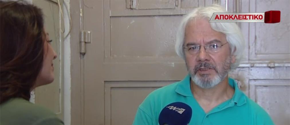 """Κώστας Σαμαράς στον ΑΝΤ1: ο Βασίλης Παλαιοκώστας ήταν """"μαθητής"""" μου (βίντεο)"""