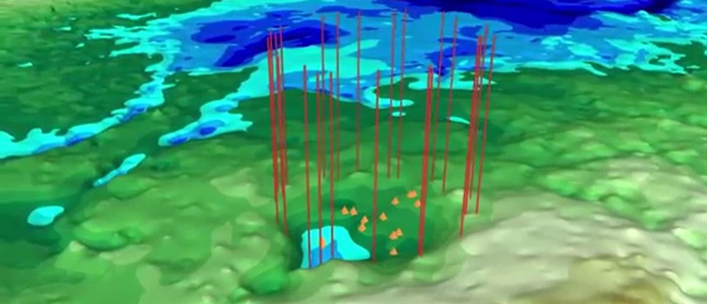 "NASA: Τι είναι ""θαμμένο"" κάτω από τους πάγους της Γροιλανδίας (βίντεο)"
