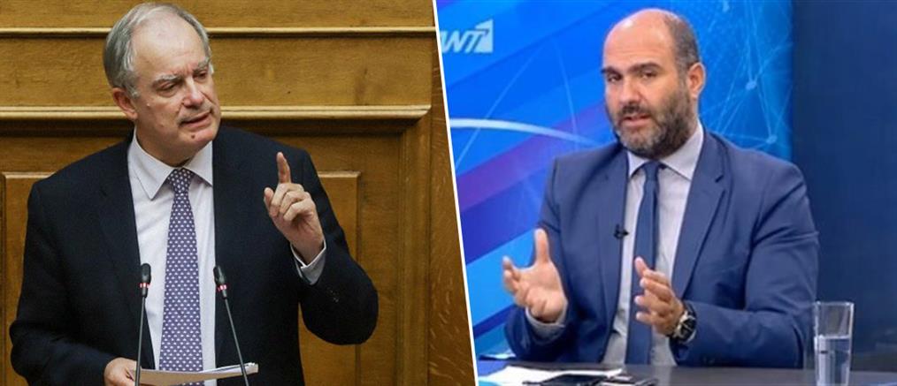 Συστάσεις Τασούλα στον Δημήτρη Μαρκόπουλο και σε υπουργούς