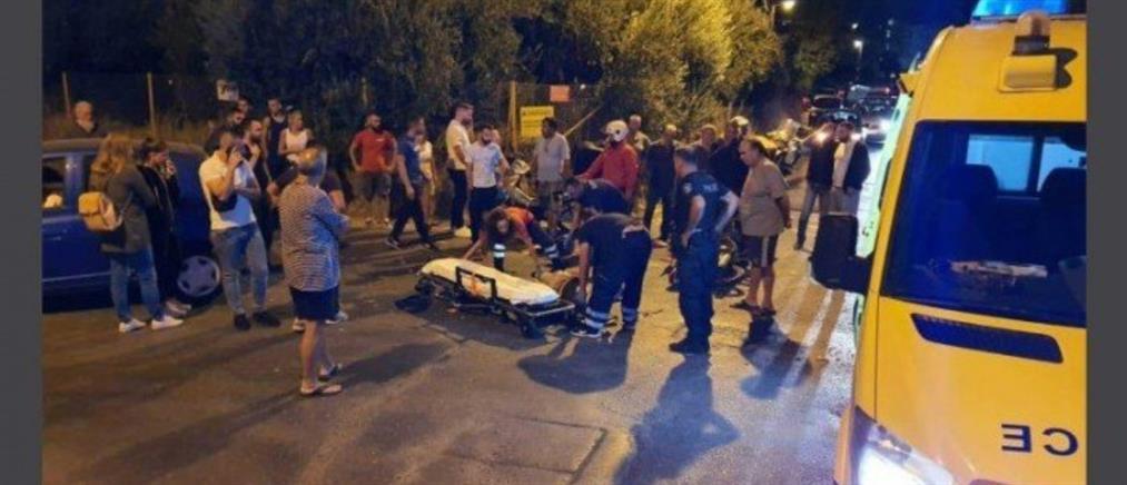 Πέθανε ο ντελιβεράς που είχε χτυπήσει σε τροχαίο
