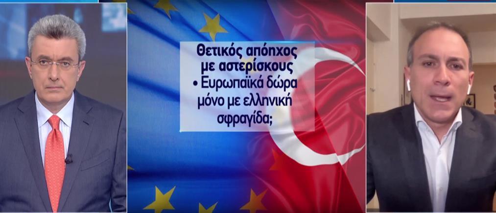 """Φίλης στον ΑΝΤ1: με """"αστερίσκους"""" o απόηχος των επισκέψεων σε Τουρκία και Λιβύη (βίντεο)"""