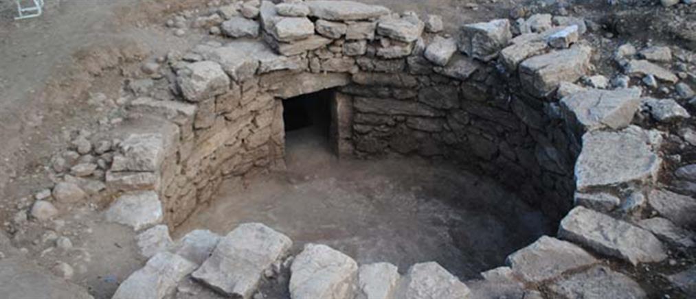 Θολωτός τάφος των μυκηναϊκών χρόνων  εντοπίστηκε στην Άμφισσα