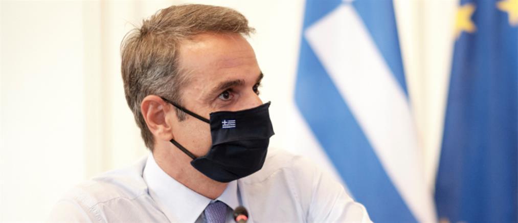 Κορονοϊός - Μητσοτάκης: επιπλέον μέτρα στην Αττική
