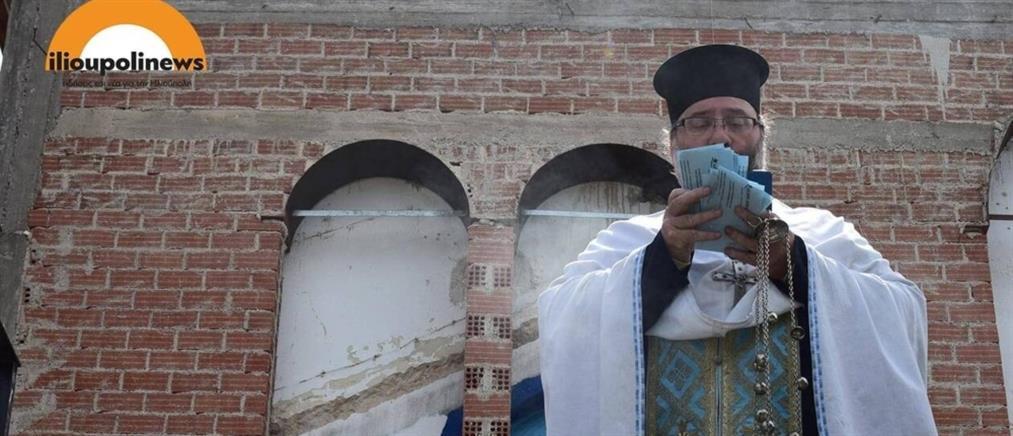 Ηλιούπολη: Επεισόδια έξω από εκκλησία