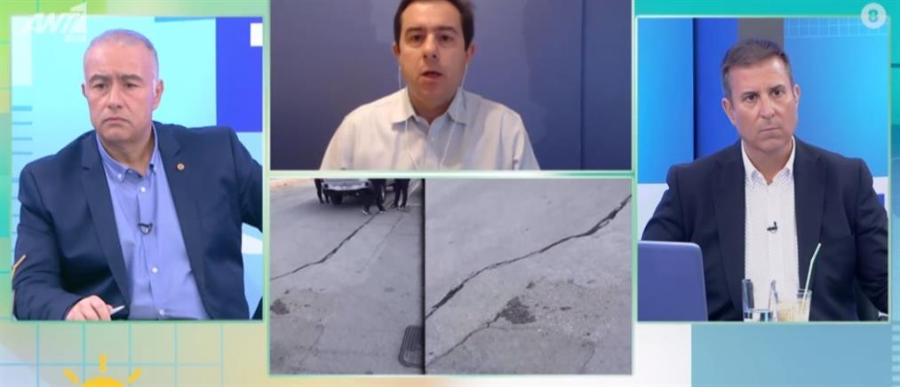 Σάμος - Μηταράκης: Ο σεισμός άνοιξε το λιμάνι της Χίου
