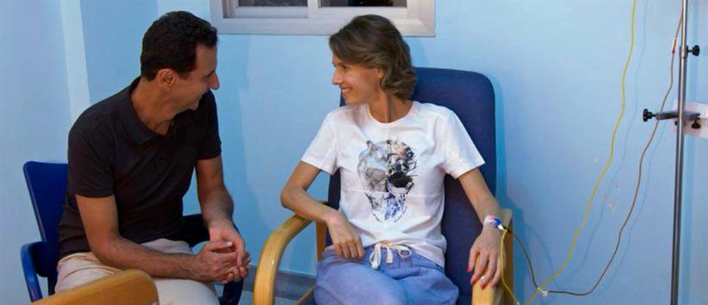 Κορονοϊός: Θετικός ο Άσαντ και η σύζυγός του