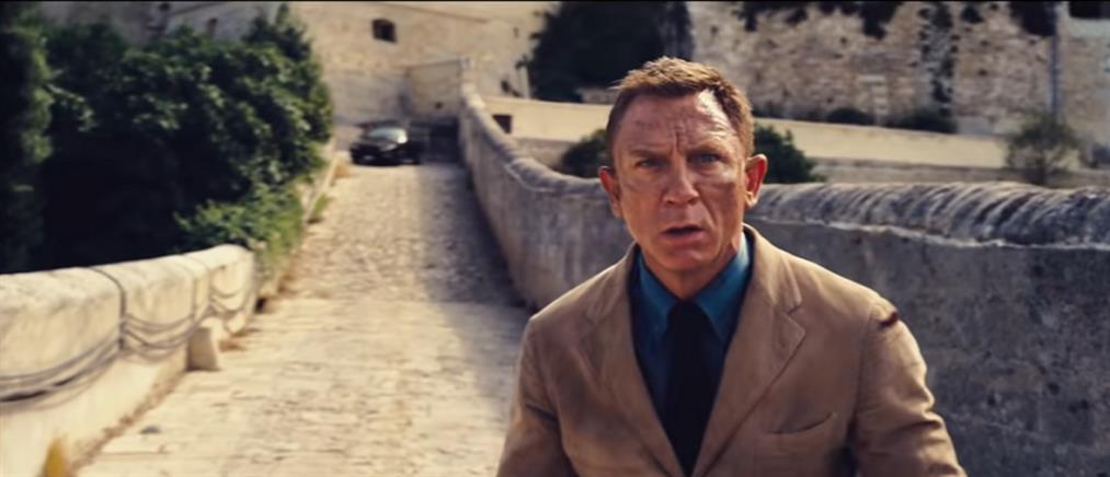 Τζέιμς Μποντ: τον Σεπτέμβρη η παγκόσμια πρεμιέρα της νέας ταινίας