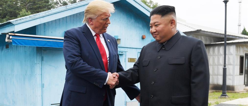 Τραμπ: ξέρω πώς είναι ο Κιμ Γιονγκ Ουν αλλά δεν σας λέω...