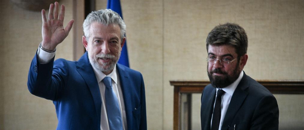 Με… ευχαριστίες προς τον πρωθυπουργό η αποχώρηση Κοντονή