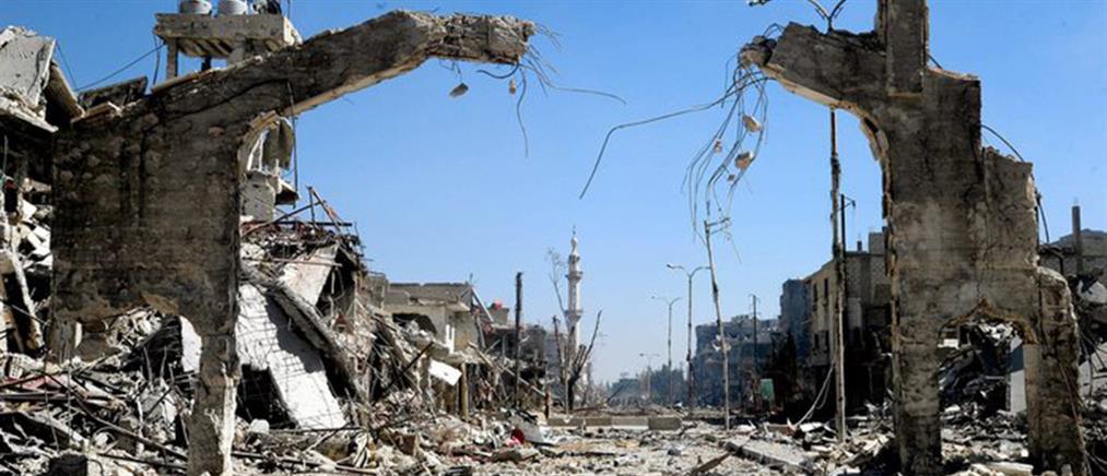 Στον έλεγχο του καθεστωτικού στρατού η Δαμασκός