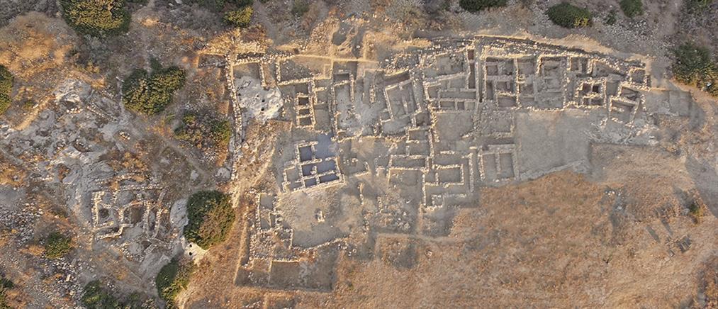Νέα σημαντικά ευρήματα στο Μινωικό νεκροταφείο του Πετρά Σητείας