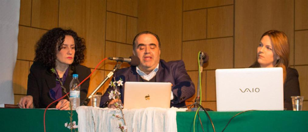 Ο Μανώλης Σφακιανάκης μίλησε για την ασφάλεια στο Διαδίκτυο και το CSI Institute
