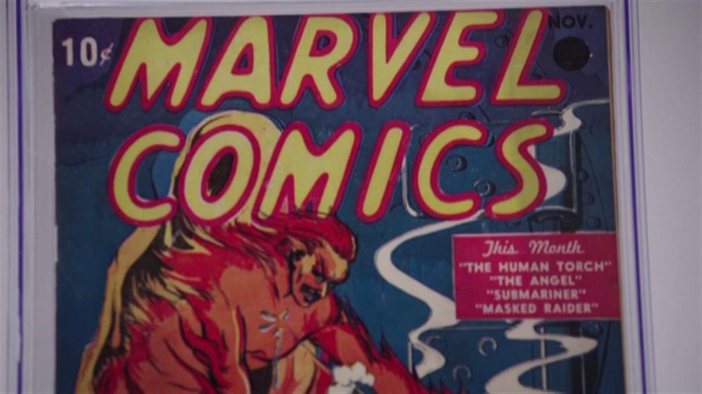 Κόμικ δημοπρατήθηκε σε τιμή ρεκόρ