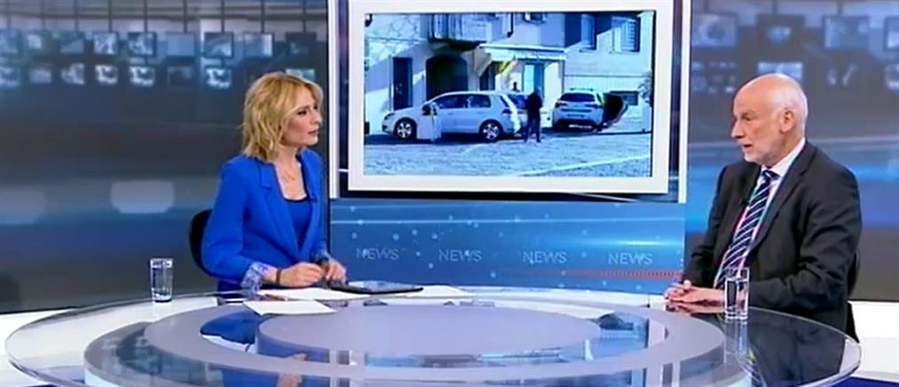 Τσακρής στον ΑΝΤ1: Θέμα χρόνου το πότε θα έρθει ο κορονοϊός στην Ελλάδα (βίντεο)