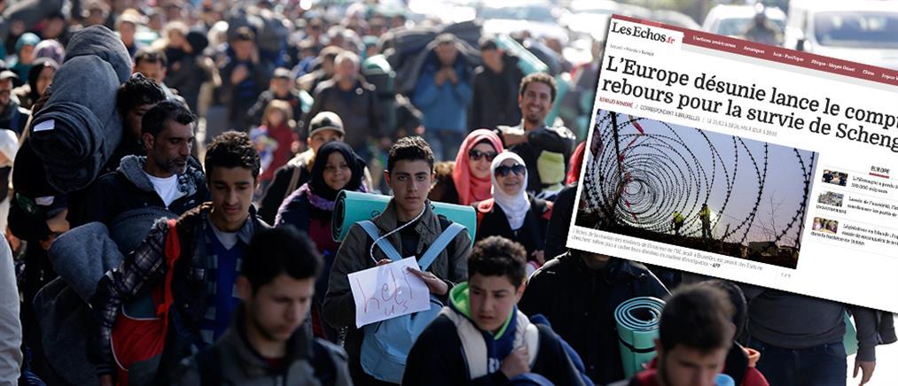 Γαλλία: Πλήρης απουσία αλληλεγγύης προς την Ελλάδα