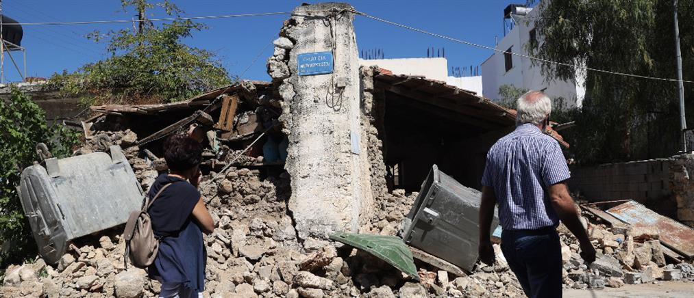 Σεισμός στην Κρήτη: Ο Ιερώνυμος και το μήνυμα στους πληγέντες