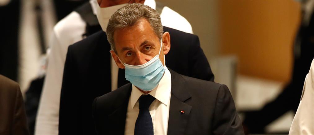 Νικολά Σαρκοζί: Στη φυλακή ο πρώην Πρόεδρος της Γαλλίας