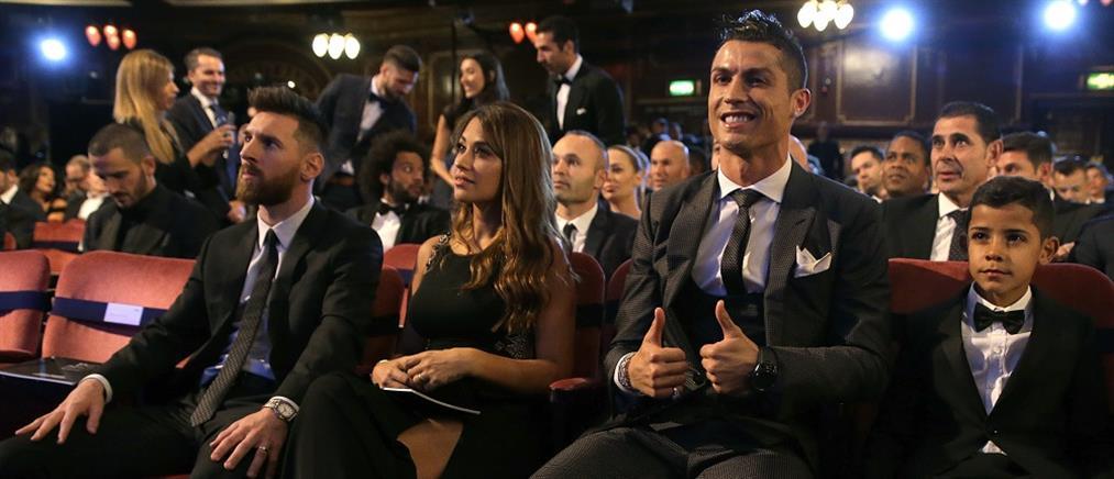 Βραβεία FIFA 2017: Κορυφαίος ποδοσφαιριστής ο Ρονάλντο