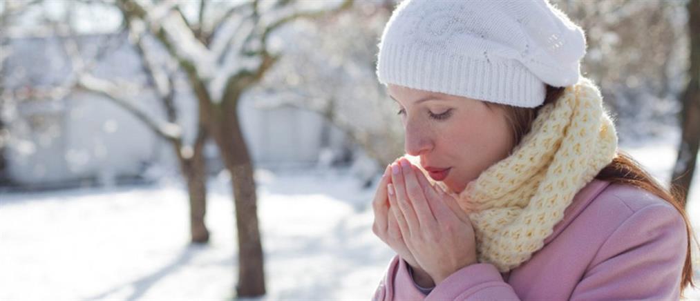 "Tips για να μην ""υποφέρει"" το δέρμα σας από το κρύο"