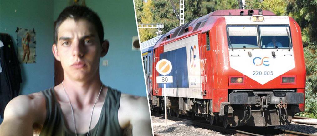 Θρήνος για τον στρατιώτη που παρασύρθηκε από τρένο (φωτο)