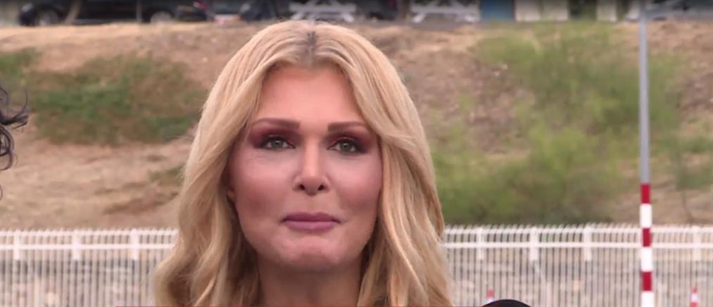 Αυλαία με Νατάσσα Θεοδωρίδου για την πρώτη drive in συναυλία (βίντεο)